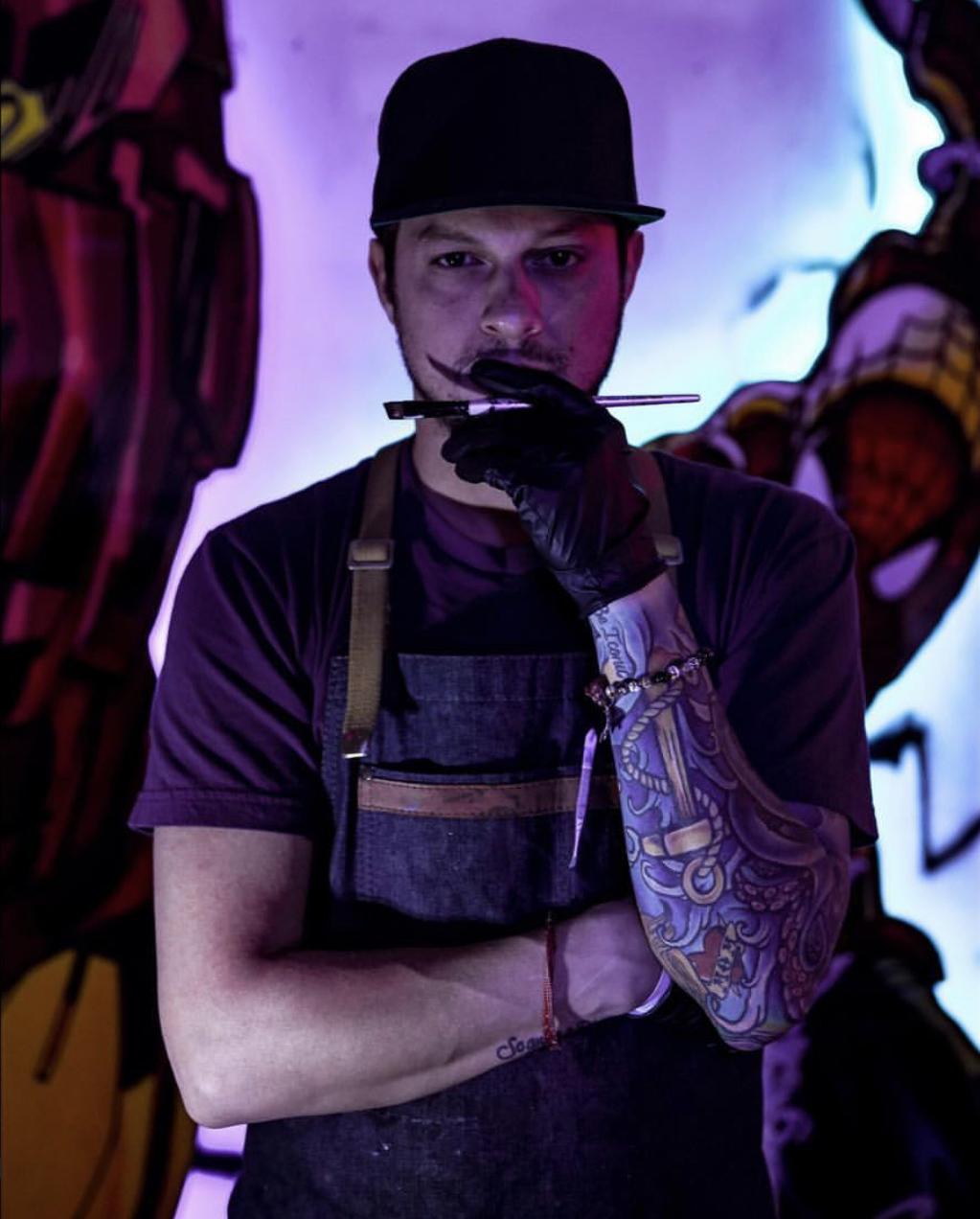 Artist Jay Bonadio