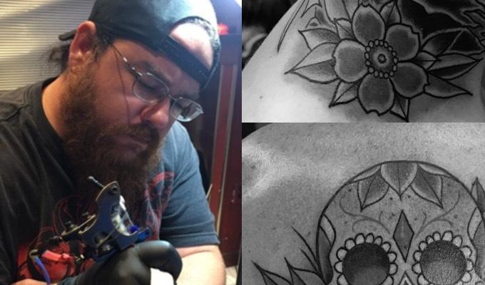 Featured artist Mark Fernandez