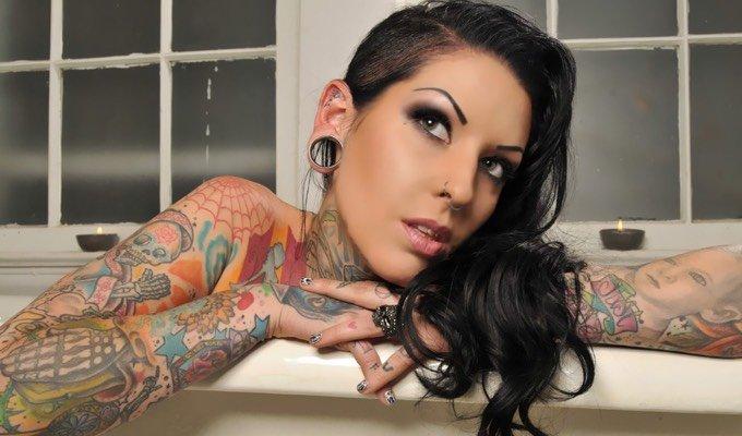 Brixey from Hart & Huntington Tattoo Co. Orlando